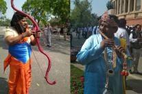 PHOTOS: Different Avatars of TDP MP Naramalli Sivaprasad