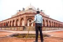 Daily Life in Delhi: A Peep at India's Capital Through The Lens