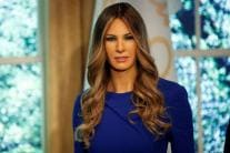 PICS: Melania Trump's Wax Figure Unveiled at Madame Tussauds NY