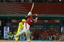 In Pics, IPL 2018, Match 12, Kings XI Punjab vs Chennai Super Kings