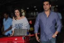 Arbaaz Khan Back After Enjoying a Quick Getaway To Dubai With GF