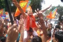 BJP Karnataka Kicks Off Celebrations With Big Show