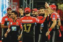 In Pics, IPL 2018, Match 51, Royal Challengers Bangalore vs Sunrisers Hyderabad