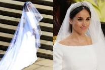 A look at Meghan Markle's Givenchy Royal Wedding Dress