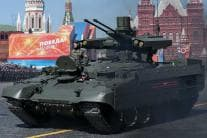 Russia Displays Military Might at Victory Day Parade in Red Square