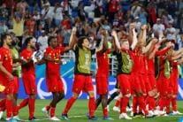 In Pics, FIFA World Cup, Match 46, England vs Belgium