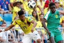 In Pics, FIFA World Cup, Match 44, Senegal vs Colombia