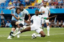 In Pics, FIFA World Cup 2018, Match 19, Uruguay vs Saudi Arabia in Rostov