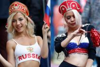 FIFA 2018 World Cup: Fabulous Fans Around the World