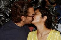 PICS: Celebrity Couples Who've Gone Public with their Romance