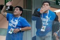 FIFA World Cup: Maradona in the Spotlight Post Argentina's Win