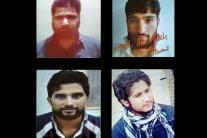 Cops Release Photos of Shujaat Bukhari's Suspected Killers