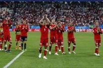 In Pics, FIFA World Cup 2018, Match 7: Peru vs Denmark in Saransk