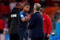 In Pics, FIFA World Cup 2018, Match 22, France v Peru