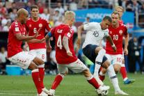 In Pics, FIFA World Cup, Match 36, Denmark vs France