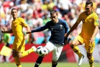 FIFA World Cup 2018, Match 5: France vs Australia in Kazan