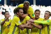 In Pics, FIFA World Cup 2018, Match 12, Sweden vs Korea Republic in Nizhny Novgorod