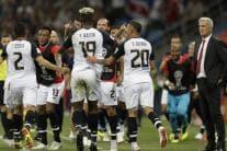 In Pics, FIFA World Cup, Match 43, Switzerland vs Costa Rica