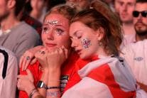 PICS: Emotions Run Very High at the FIFA World Cup 2018