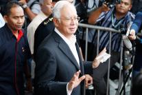 Former Malaysian PM Najib Razak Arrested on Graft Charges