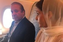 Nawaz Sharif & Daughter Maryam Return to Pakistan