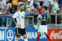 In Pics, FIFA World Cup 2018, Round-of-16: France vs Argentina