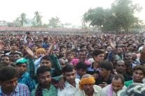 In pics: Nitish Kumar's rallies in Bihar turn out to be crowd-pullers