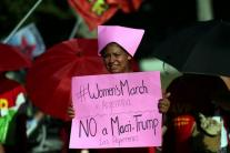 Can't Attend the Women's March? No Worries. Here's How You Participate