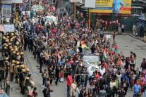 Can't Afford Darjeeling Unrest Amid China Stand-off