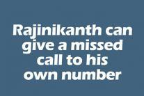 World Laughter Day 2019: 9 Rajinikanth Jokes That'll Crack You Up!