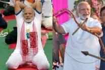 A Look Back at PM Narendra Modi in 2017
