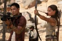 10 Must See Pictures From Hollywood Film Tom Raider