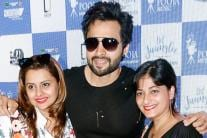 Bollywood Singers Grace 'Dil Juunglee' Music Success Bash