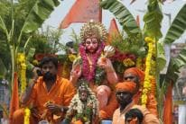 Hanuman Jayanti Celebrations in India; See Pictures