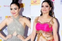 Celebrities at Mirchi Music Awards Marathi 2018; See Photos