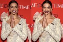Deepika Padukone Shines at Time 100 Gala in New York