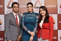 Bollywood Celebrities at Assure's New Clinic Launch