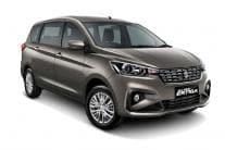 Upcoming 2018 Maruti Suzuki Ertiga Facelift MPV - See Pics