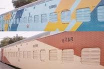This Is What New Railway Coaches You Travel In Will Look Like