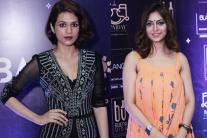 Bollywood Celebrities at 'Ballroom by BCB' Launch Party
