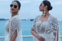 Huma Qureshi's Photocall at Cannes Film Festival 2018