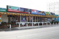 Hyderabad Bus Stop Transformed With 'Airport-like' Experience