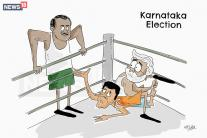 In Cartoons: The Karnataka Election Campaign That Was