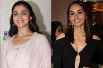 PHOTOS: Bollywood Celebrities at 'Raazi' Special Screening