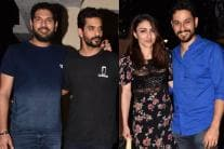 Inside Neha Dhupia and Angad Bedi's Lavish Party for Friends