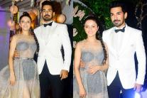 PICS| Rubina Dilaik and Abhinav Shukla's Wedding Reception