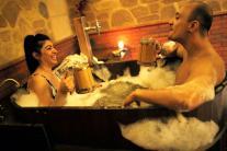 How it Feels to Bathe in Beer: Inside a Beer Spa in Spain