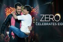 Zero Teaser: Shah Rukh Khan & Salman Khan's Camaraderie Reminisce Karan-Arjun Days