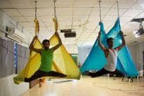 Yoga Day Preparations Happening Across World; See Pictures