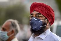 Delhi's Air Quality Severe: Haze of Dust Envelops Delhi, NCR
